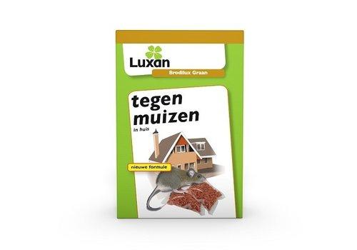 Luxan Brodilux Graan Muizengif 50 gram