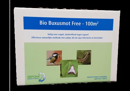 Bio Buxusmot Free Aaltjes tegen de buxusrups - 100M2 - 50 miljoen