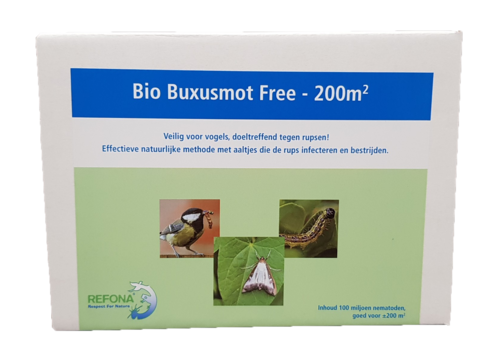 AllesTegenOngedierte.nl Bio Buxusmot Free - 200m2