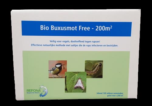 Bio Buxusmot Free Aaltjes tegen de buxusrups - 200M2 - 100 miljoen