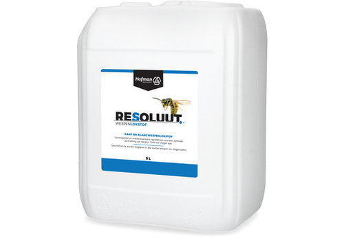 Resoluut Wespenlokstof 5 Liter