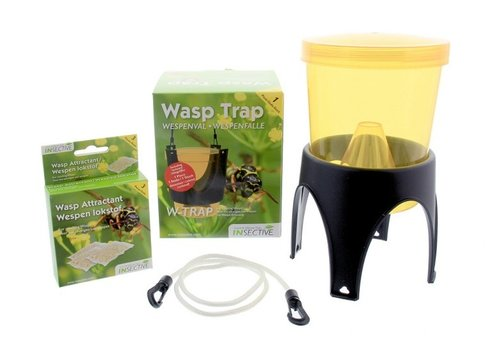 Insective W-Trap Wespenval met lokstof