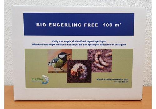 Aaltjes tegen Engerlingen en Emelten 100m2