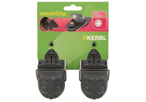 Kerbl MouseStop muizenklemmen 2 stuks