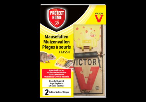 Protect Home Victor Muizenvallen set van 2