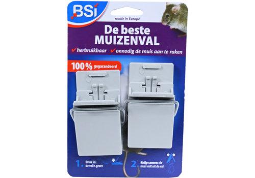 BSI De beste muizenval 2 stuks