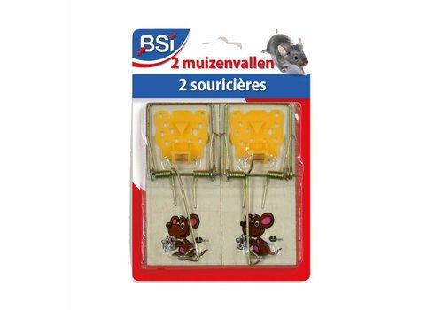 BSI 2 muizenvallen