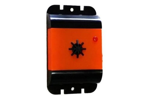 Isotronic Marterverjager op batterijen