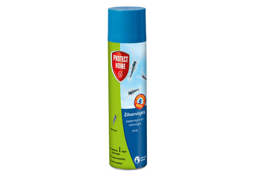 Protect Home Zilvervisjes spray 400 ml