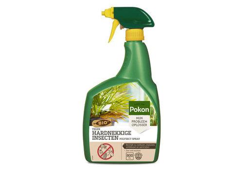 Pokon Bio Tegen Hardnekkige Insecten polysect spray 800ml