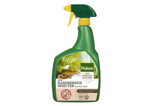 Pokon Tegen Hardnekkige Insecten Polysect Spray Bio 800 ml