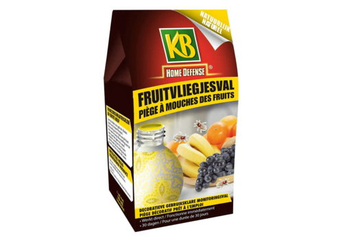 KB Home Defense Fruitvliegjesval