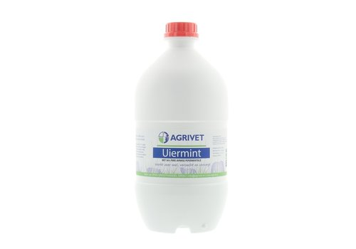Agrivet Uiermint tegen jeuk 2,5L