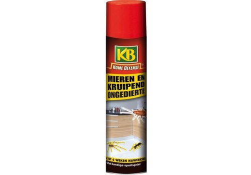 KB Home Defense Mieren en kruipend ongedierte spray 400 ml