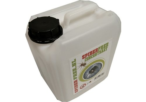 Spiderfree Anti Spinnen Concentraat 5 Liter
