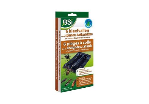 BSI 6 lijmvallen voor kruipend ongedierte