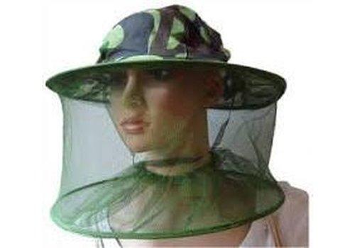 AllesTegenOngedierte.nl Anti wespen en muggen hoed