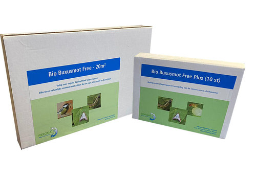 AllesTegenOngedierte.nl Biologisch voordeelpakket tegen Buxusmot 20m2