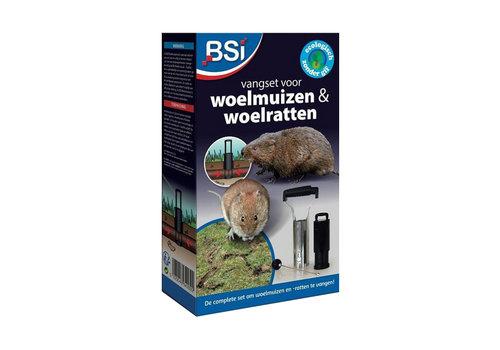 BSI Vangset voor woelmuizen en -ratten