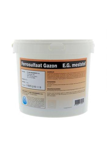 Van Wesemael Ferrosulfaat voor gazons 5 kg