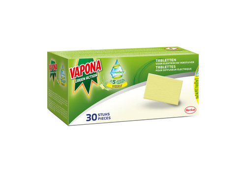 Vapona Anti mug Pro nature tablet refill