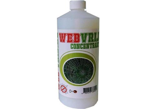 Spiderfree Web vrij 1 liter