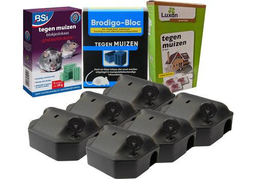 Compleet Muizengif Pakket - Blok