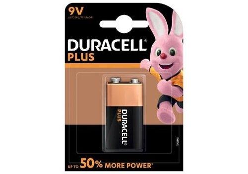 Duracell 9V batterij