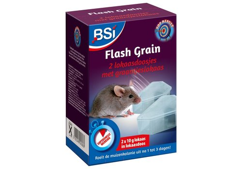 BSI Flash Grain in 2 lokdozen
