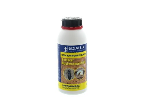 Edialux Perfacs 500 ml houtwormmiddel
