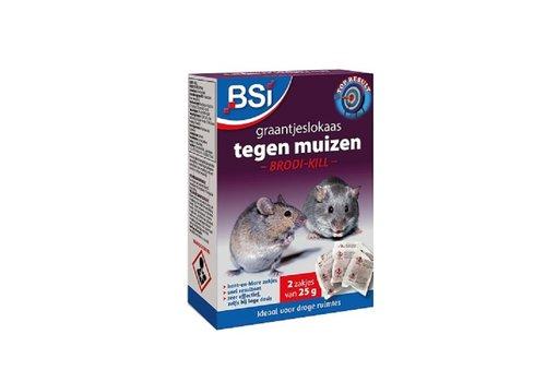 BSI Brodi Kill Muizengraan 2 x 25 gram