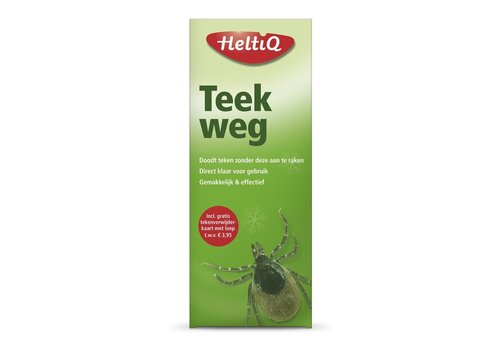 HeltiQ Teekweg 38 ml
