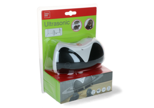 Swissinno Ultrasonic Rodent Repeller 3W, Indoor