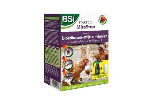 BSI Mite stop startset + concentraat + drukspuit