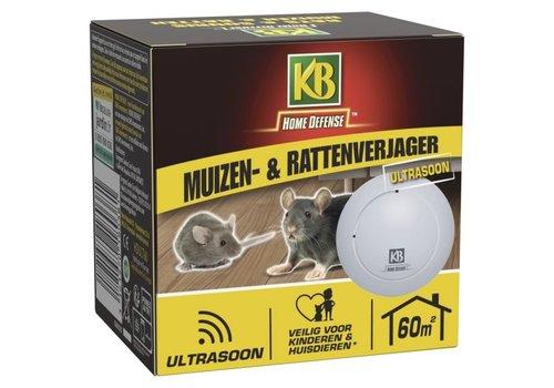 KB Home Defense Muizen en rattenverjager
