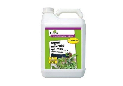 Luxan Greenfix Zero tegen onkruid en mos