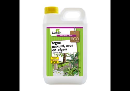 Luxan Patio tegen onkruid, mos en algen