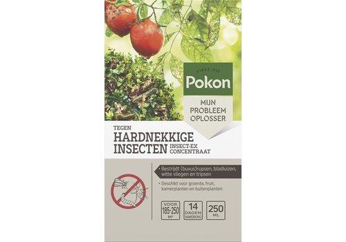 Pokon Tegen Hardnekkige Insecten Insect-Ex Concentraat 250ml