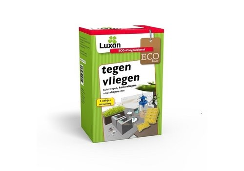 Luxan Eco-Vliegenlokstof 5 x 30 gram