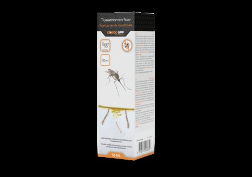 Knock Off Muggenlarven stop