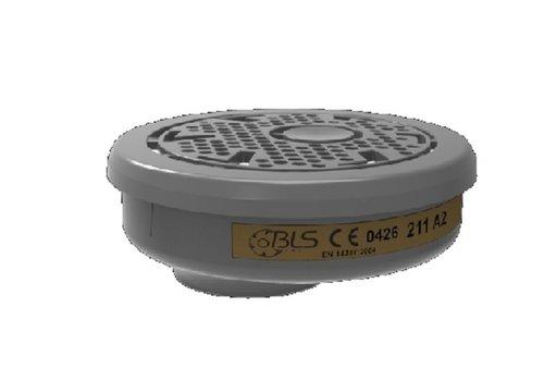 BLS Filter 211 A2 2 stuks