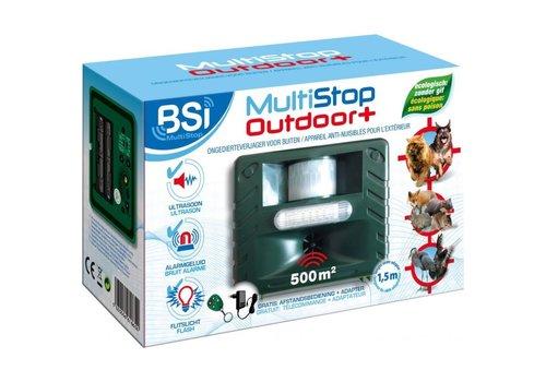 BSI Multistop Outdoor+ verjager
