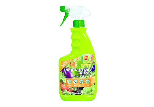 COMPO Insectenbestrijder Karate Groenten en Fruit Spray 750 ML