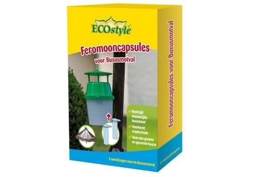 ECOstyle Feromooncapsules voor buxusmotval 2st.