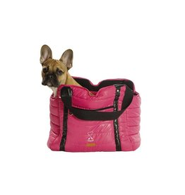 Dog carrier - pink