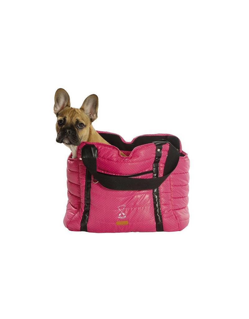 Dog carrier - pink