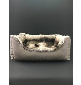 SIMPLY SMALL Luxurious Dog bed - Chinchilla brown