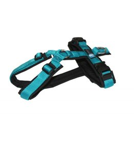 Anny X AnnyX harness for small dogs,  XS, special colour black/petrol
