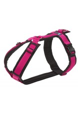Anny X AnnyX harness for small dogs, XS, black/pink