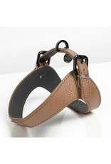 Milk & Pepper leather harness